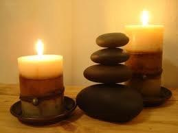 Stones and Candles